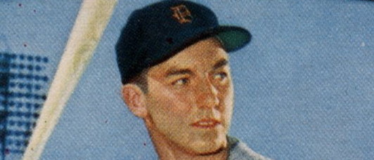 The Flaky Al Kaline Baseball Card that Made the Tigers Slugger a TV Star