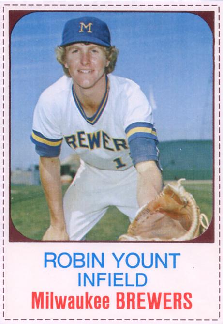 1975 Hostess Robin Yount