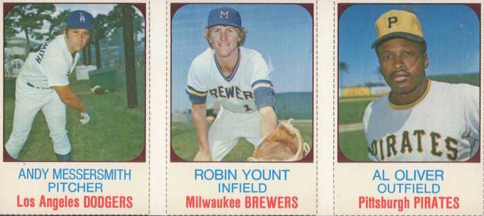 Milwaukee Brewers Bedroom In A Box Major League Baseball: This Robin Yount Baseball Card Proves He's Sweeter Than
