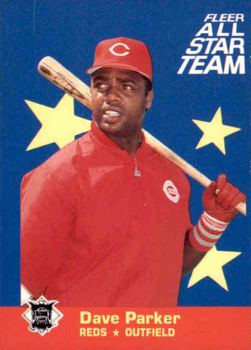 How The 1986 Fleer All Stars Changed Baseball Cards Forever