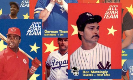 How the 1986 Fleer All Star Team (the WHAT?) Changed Baseball Cards Forever
