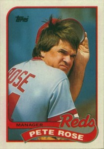 1989 Topps Pete Rose (#505)