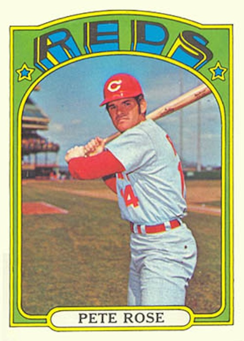 1972 Topps Pete Rose (#559)