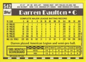 1990-Topps-Tiffany-Darren-Daulton-Back