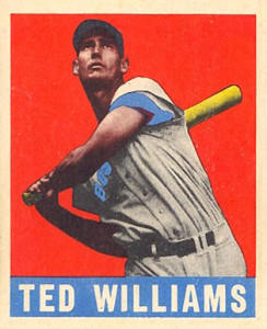 1948-Leaf-Ted-Williams