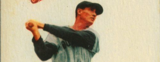This Ted Williams Baseball Card Comes With A Side Of Rickey