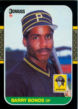 1987-Donruss-Barry-Bonds
