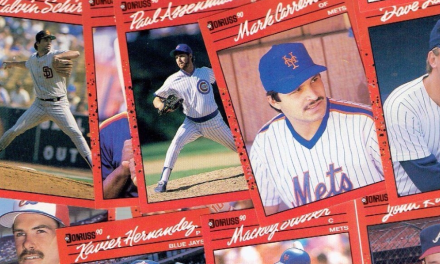 1990 Donruss Baseball Cards – The Ultimate Guide