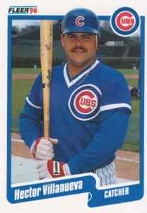 1990-Fleer-Hector-Villanueva