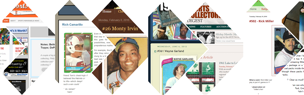 Baseball Card Websites: The Ultimate Guide to 450+ of the