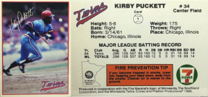 1985-7-11-Kirby-Puckett-Banner