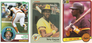 The Tony Gwynn Baseball Card That Launched A Million Hobby