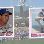 Why Sandy Koufax Could Have Had a REAL 1982 Topps Baseball Card