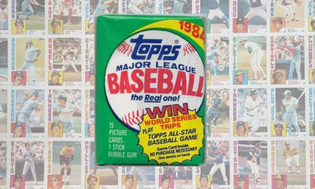 1984 Topps Baseball Cards — The Ultimate Guide