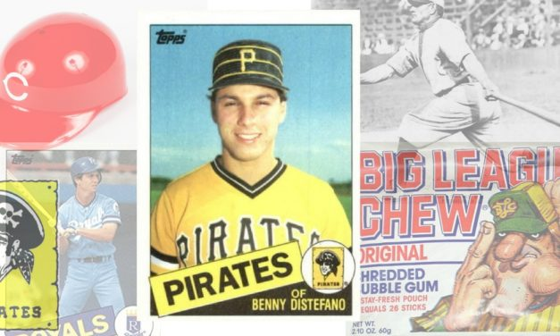 Why the 1985 Topps Benny Distefano Rookie Card Is So Valuable