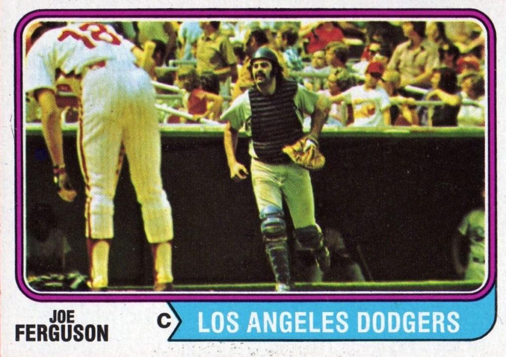 1974 Topps Joe Ferguson