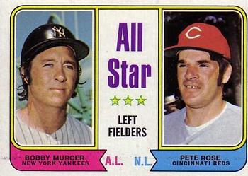 1974 Topps Pete Rose All-Star