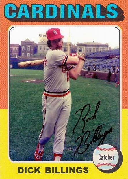 1975 Topps Dick Billings