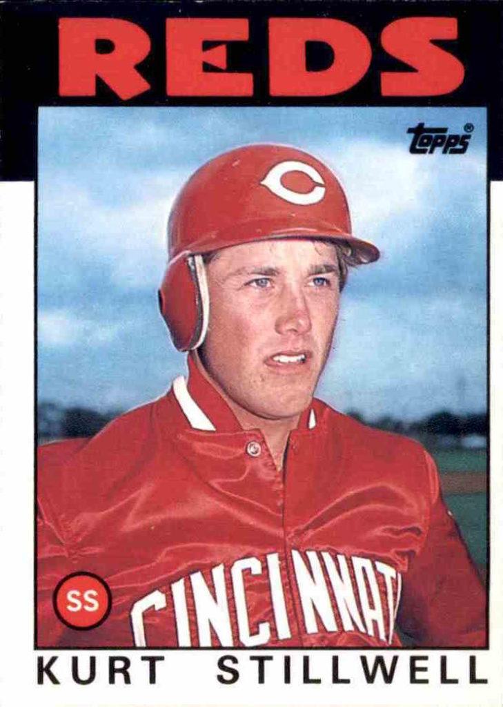 1986 Topps Traded Kurt Stillwell