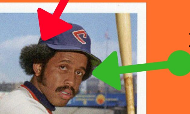 Anatomy of a Baseball Card: Wherein Oscar Gamble Is Certified and Modernized