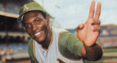 How to Find Peace and Love with the 1971 Topps Vida Blue Baseball Card