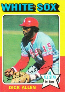 1975 Topps Dick Allen