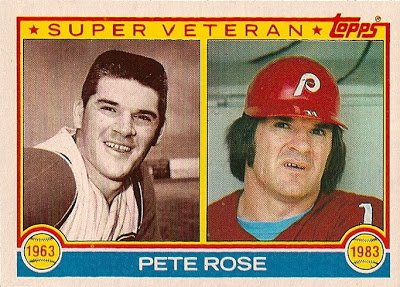 How Old Is Pete Rose?