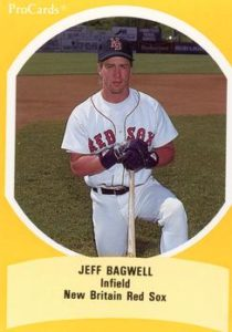 1990 ProCards Eastern League All-Stars Jeff Bagwell