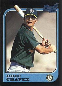 1997 Bowman Eric Chavez