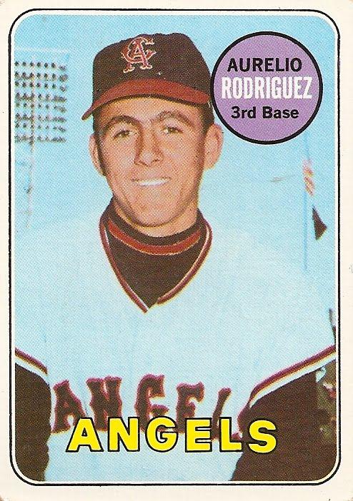1969 Topps Aurelio Rodriguez