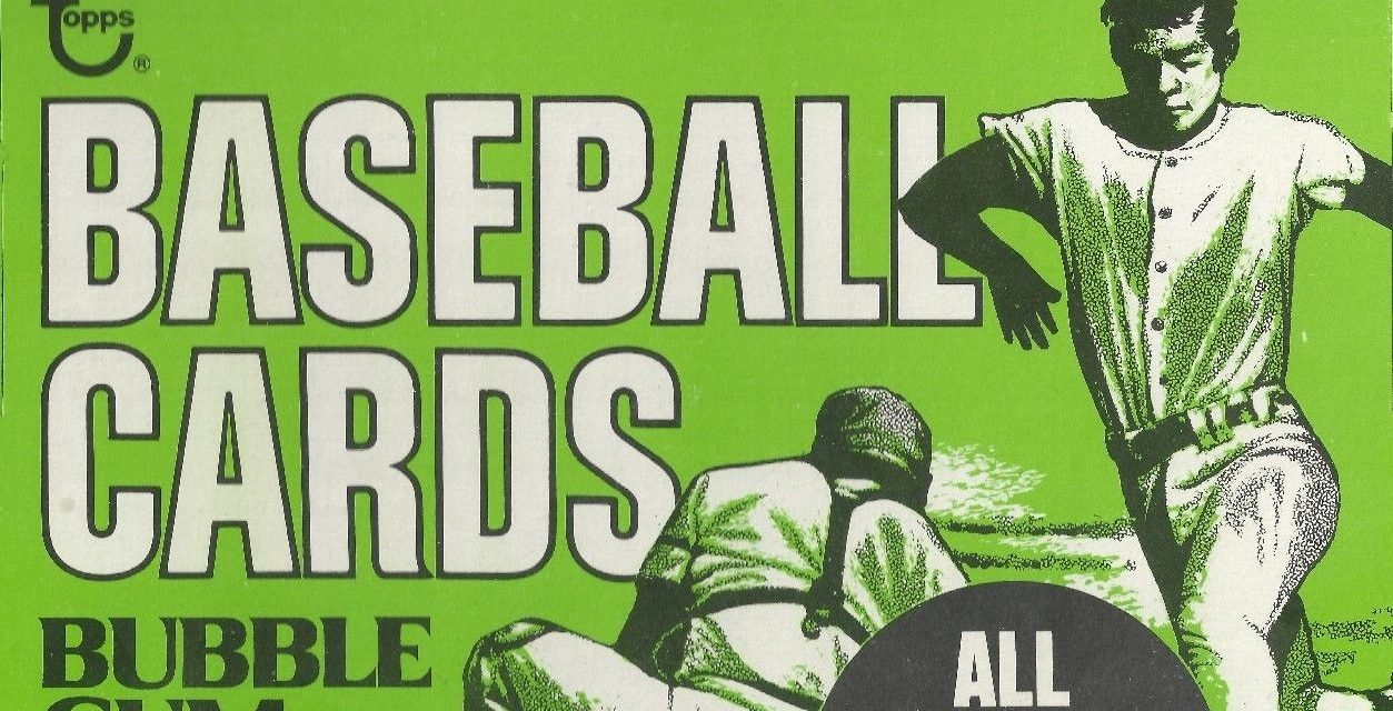 Why You Should Hate the Best Baseball Card of 1975