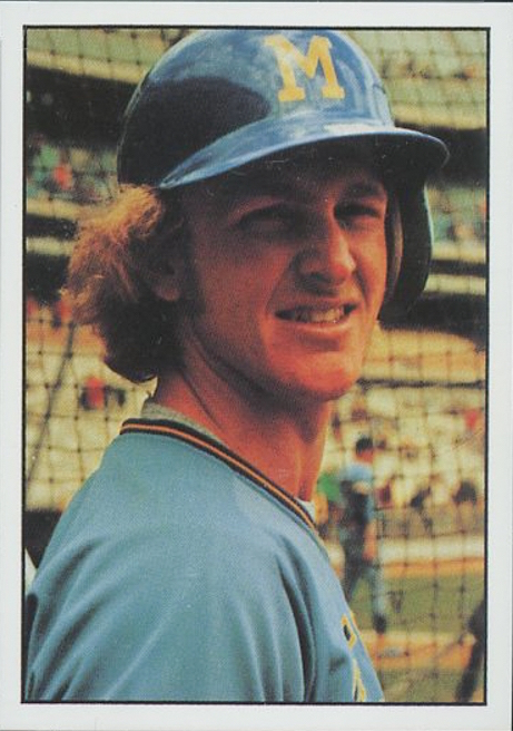 1976 SSPC Robin Yount