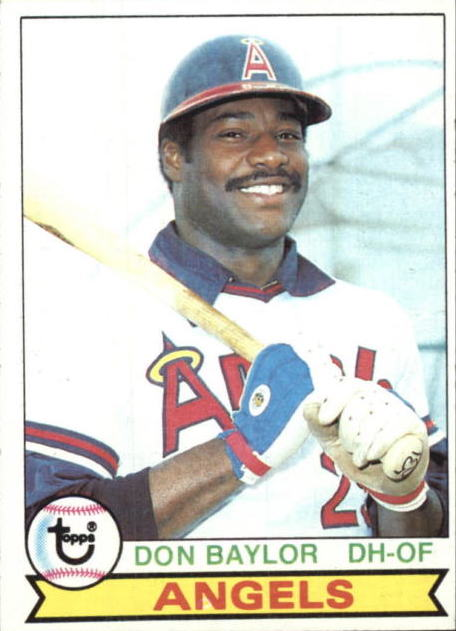 1979 Topps Don Baylor