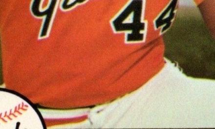 How Big Mac Scored the Best Baseball Card of 1981