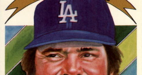 The Mythical 1982 Donruss Diamond Kings Fernando Valenzuela
