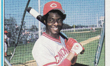 Batting Cages and Cardboard: 10 Vintage Baseball Cards that Feature Tools of the Trade