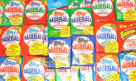 The Real Reason Your Childhood Baseball Cards are Worthless Today [Infographic]