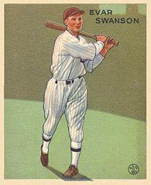 1933 Evar Swanson