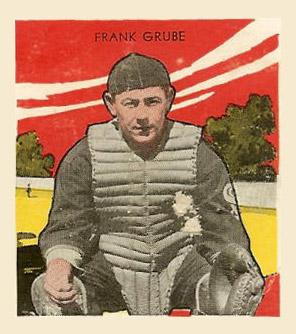 1933 Tattoo Orbit Frank Grube