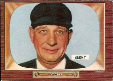 1955 Bowman Charlie Berry