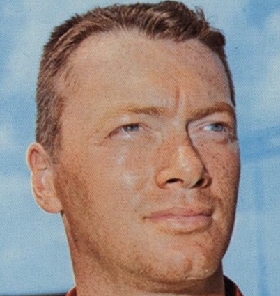 1968 Topps Jim Bunning no-hat
