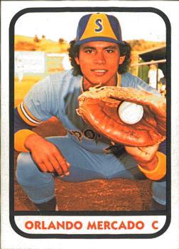 1981 TCMA Orlando Mercado