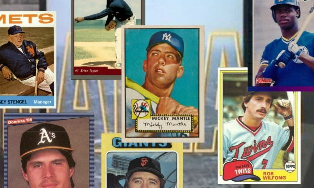 If the Characters of 'Dallas' Were Played by Baseball Cards …