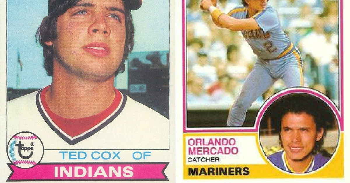 The Unlikely and (Sorta) Synchronous MLB Debuts of Ted Cox and Orlando Mercado