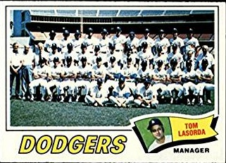 How Dusty Baker Helped the 1977 Los Angeles Dodgers Make History