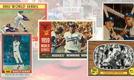 Monopolizing the World Series … with Cardboard