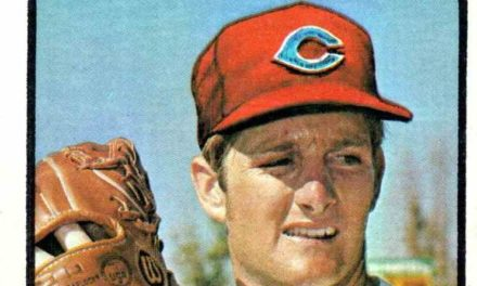 The Abomination That Is the 1973 Topps Steve Dunning Baseball Card