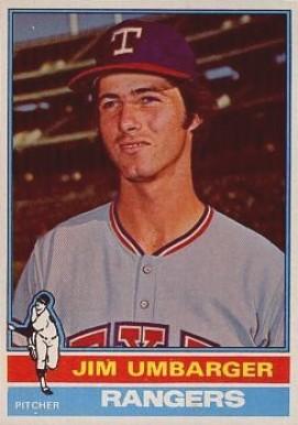 1976 Topps Jim Umbarger
