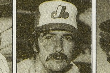 The Gerry Pirtle Cameo on  Scott Sanderson's 1979 Topps Rookie Card (as Jerry Pirtle)