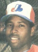1983 Fleer Dan Norman smile